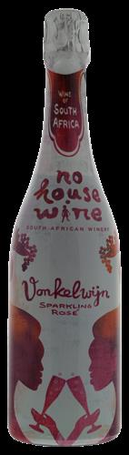 Afbeelding van No House Wine Vonkelwijn rosé