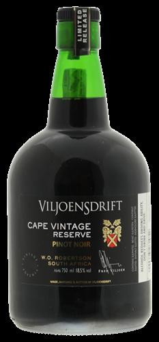 Afbeelding van Viljoensdrift Cape Vintage Reserve