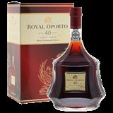 Afbeelding van Royal Oporto 40 years old tawny (in doos)