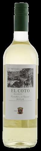Afbeelding van El Coto de Rioja blanco