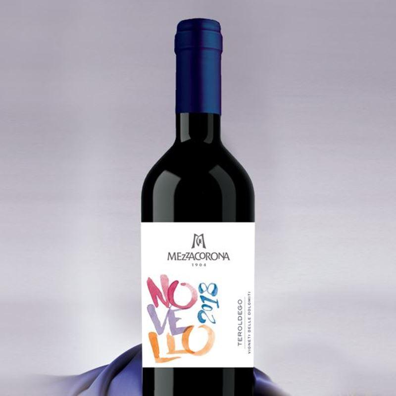 Inteken wijn: schrijf nu in voor de Novello 2018 van Mezzacorona