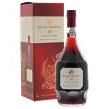 Afbeelding van Royal Oporto 10 years old tawny (in doos)