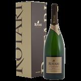 Afbeelding van Rotari Cuvée 28+ brut magnum (in geschenkverpakking)