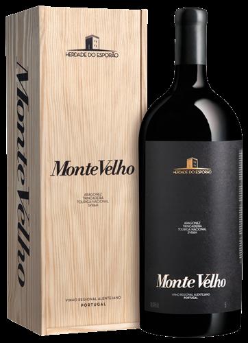 Afbeelding van Monte Velho red 5 liter (in kist)