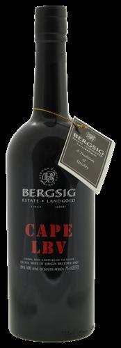 Afbeelding van Bergsig Estate Cape LBV