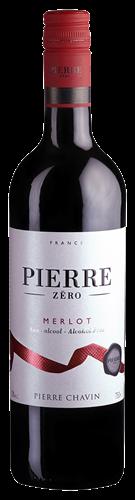 Afbeelding van Pierre Zero Merlot (0% alcohol)