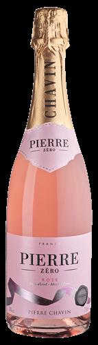 Afbeelding van Pierre Zero Sparkling rosé (0% alcohol)