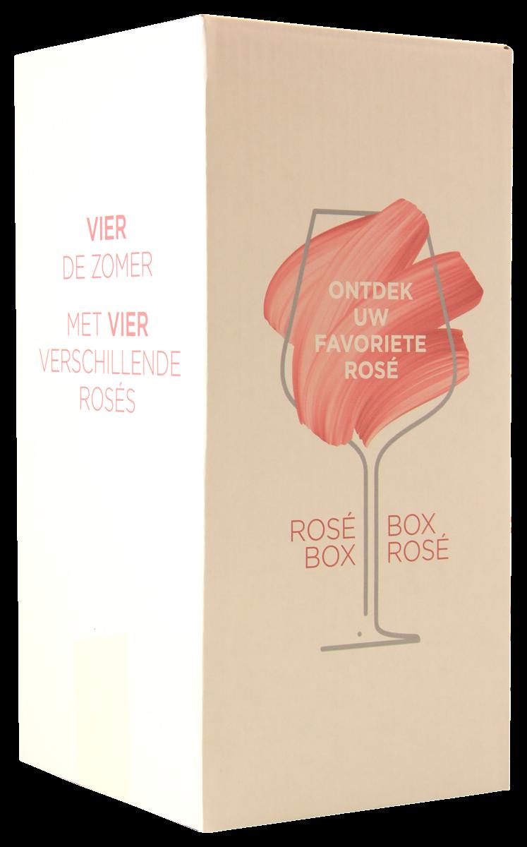 Afbeelding van Rosé mixdoos