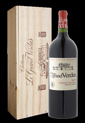 Afbeelding van Chateau le Grand Verdus Bordeaux Superieur magnum (in kist)*