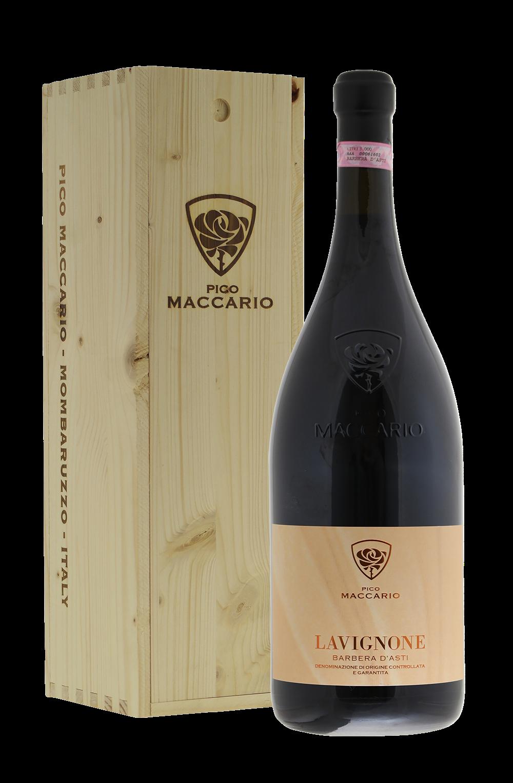 Afbeelding van Pico Maccario Lavignone 3 liter in kist