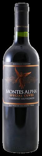 Afbeelding van Montes Alpha Special Cuvée Cabernet Sauvignon