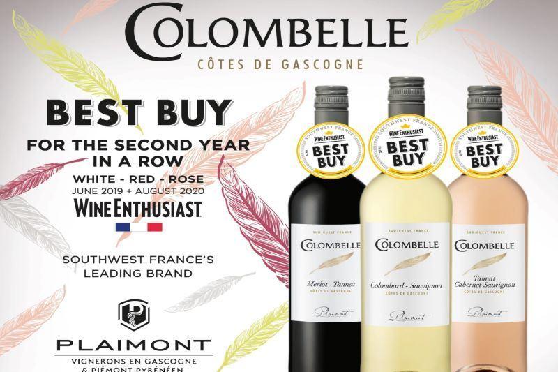 Colombelle bi-cepage Best Buy