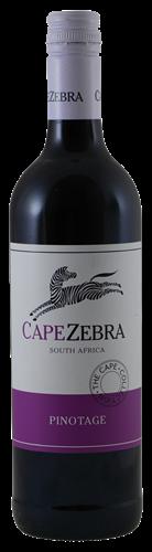 Afbeelding van Cape Zebra Pinotage