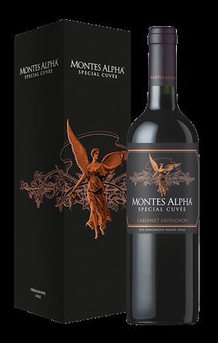 Afbeelding van Montes Alpha Special Cuvée Cabernet Sauvignon (in geschenkdoos)*