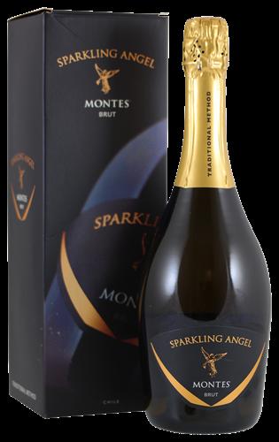 Afbeelding van Montes Sparkling Angel (in geschenkdoos)