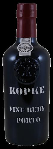 Afbeelding van Kopke Porto Fine Ruby (0,375 liter)