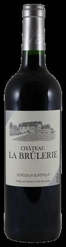 Afbeelding van Château La Brûlerie rouge