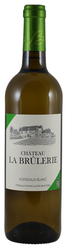 Afbeelding van Château La Brûlerie blanc
